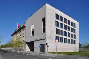 Erweiterung der Schweizerischen Botschaft